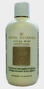 Цитрусово-мятный бальзам-кондиционер, бальзам для волос,коралловый клуб, кодиционер