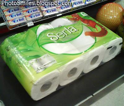 Туалетная бумага, приколы, фото