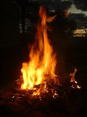 ...Ese Fuego Nos Mantiene Vivos...