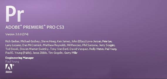 Free Download Adobe Premiere Pro CS3 + CRACK
