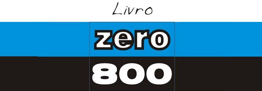 Livro ZERO800