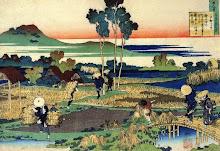 Katsushika Hokusai (1760-1849) Pintor Japonês