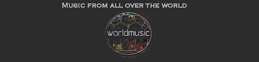 Music from all over the world