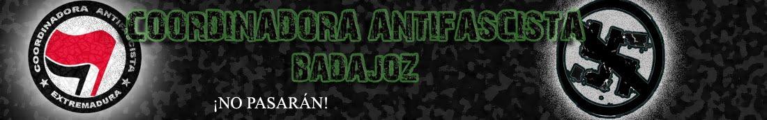 Coordinadora Antifascista - Badajoz -