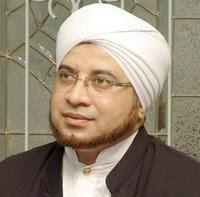 AL-HABIB MUNDZIR BIN FUAD BIN ABDURRAHMAN ALMUSAWA