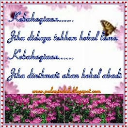 Card From Cikgu Anis
