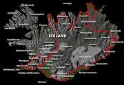 Icelandic Map
