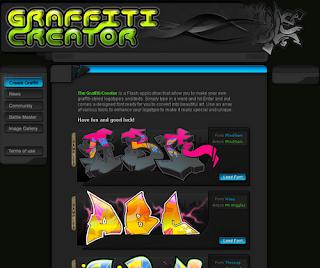 create un graffiti