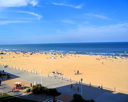 The heart of Virginia Beach