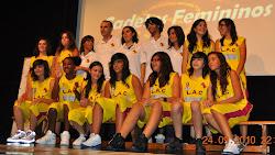 CADETES FEMININOS 2010/2011