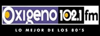 Radio Oxigeno en los 102.1 FM (Lo mejor de los 80s)