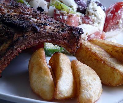 Greek rib recipes
