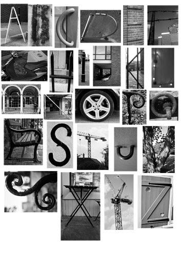 Spencer Stevens: Urban Alphabet
