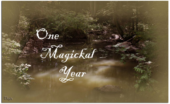 One Magickal Year