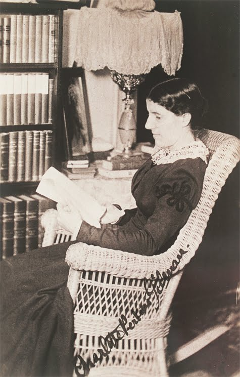 review of catharine beecher and charlotte perking In this article the author tries to compares the writings of charlotte perkins gilman with those or her great-aunt, catharine beecher throughout her article she repeats several time that the environment surrounding the home is the center of communication and exchange of good for all women.