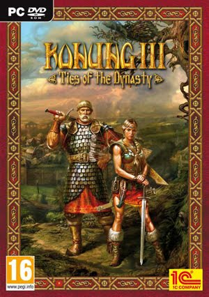 Download BAIXAR GAME Konung III Ties Of The Dynasty   PC