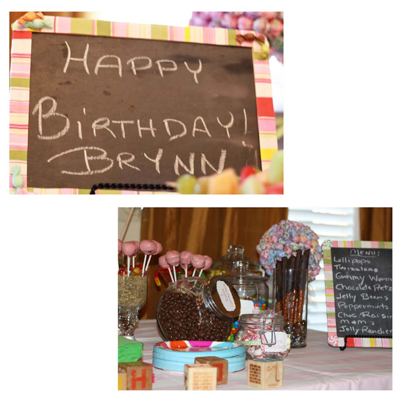 Decker Dayz: Brynn's 2 Sweet Candy Shop
