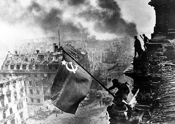 Berlín 1945, victoria de la clase obrera.