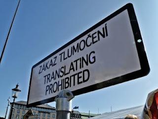 Översättning förbjuden