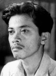 Bls: Chairil Anwar Tokoh Penyair Legendaris