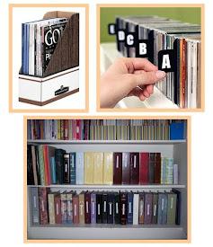 Organização de Coleções