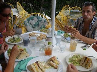 El Divino restaurant Banana Beach Resort