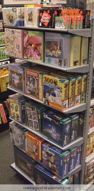 more puzzles at maui Barnes and Noble