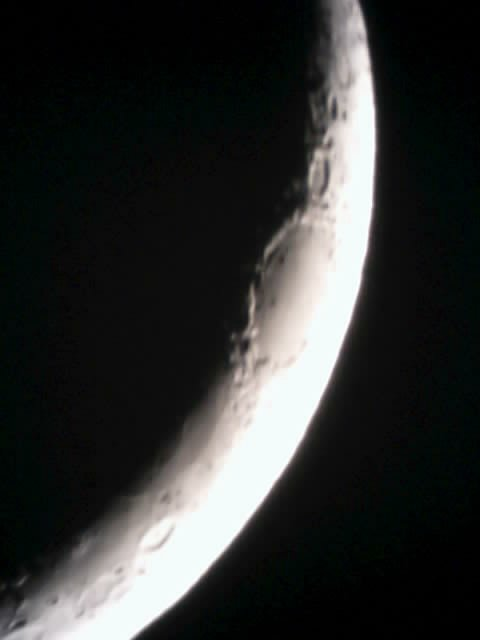 Luna creciente
