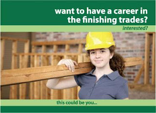 Wo-Built's Training Course for Women in the Finishing Trades