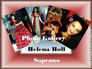 Toronto Concerts and Events: Helena Holl, Soprano, ArtJunction.BlogSpot.Com