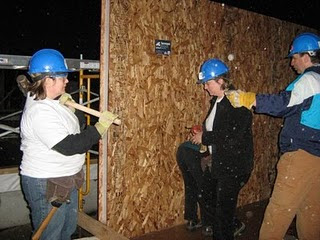 Wo-Built: Building Homes - Leading Women into Construction, Toronto