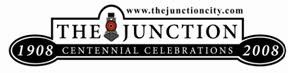 The Junction City Centennial Celebration Logo