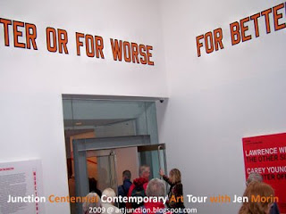 Explore the Art of the City of Toronto: Junction Centennial Contemporary Art Tour with Jen Morin