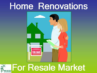 Collage: Wobuilt: Home Renovations for the Resale Market