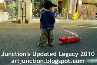 Junction's Updated Legacy, photo by artjunction.blogspot.com