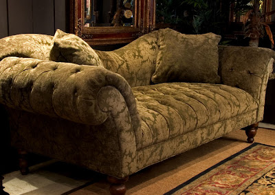 Terramia salvation in a seat for Chintz couch