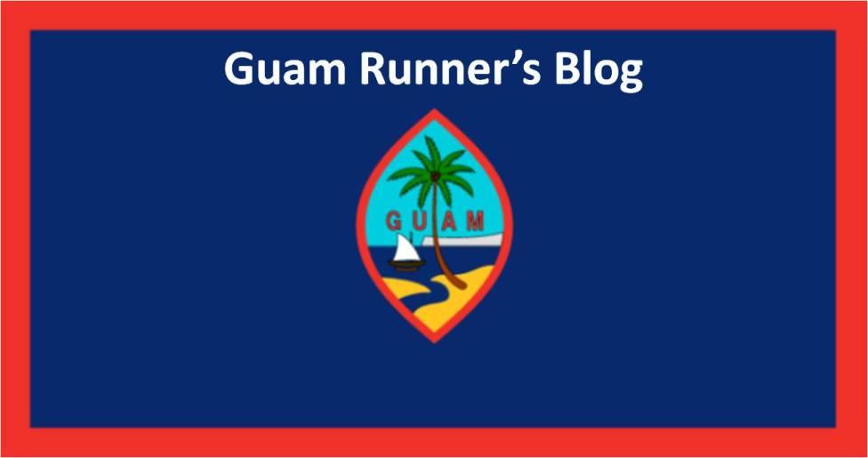 Guam-Runner's Blog