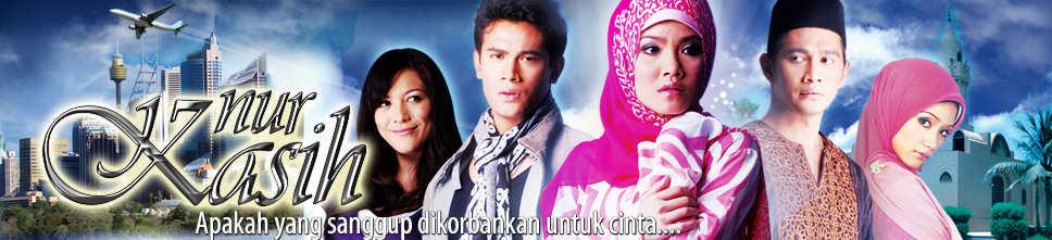 Episod akhir drama bersiri Nur Kasih::