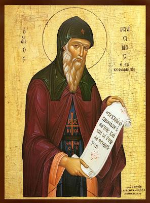 ST. GERASIMUS of Cephalonia