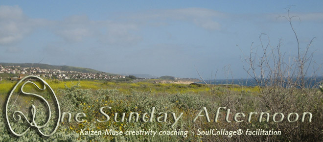 One Sunday Afternoon - Creativity Coaching