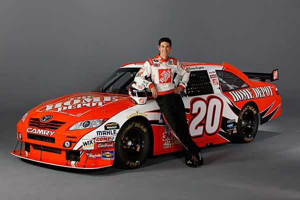 joey logano pictures. How long you lived