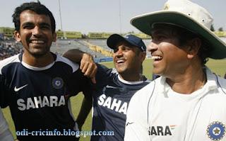 Sachin, Sehwag & Zaheer