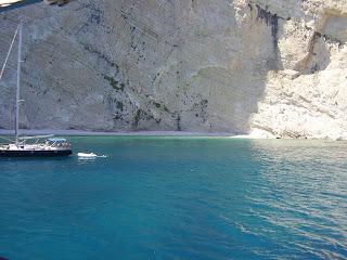 Navagio bay
