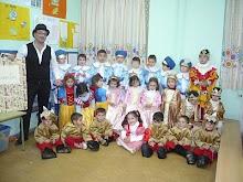Nuestro actuación de carnaval (2010). Pincha en la imagen para ver el video.