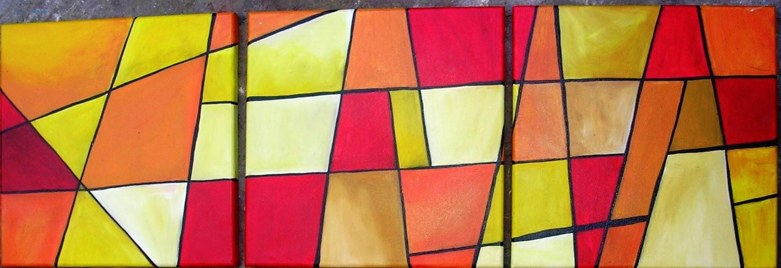 Free download cuadros oleo tripticos abstractos - Cuadros abstractos minimalistas ...