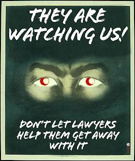 Keep America Paranoid