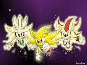 Super sonic silver y shadow!