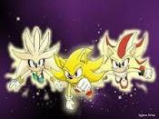 Super sonic silver y shadow!