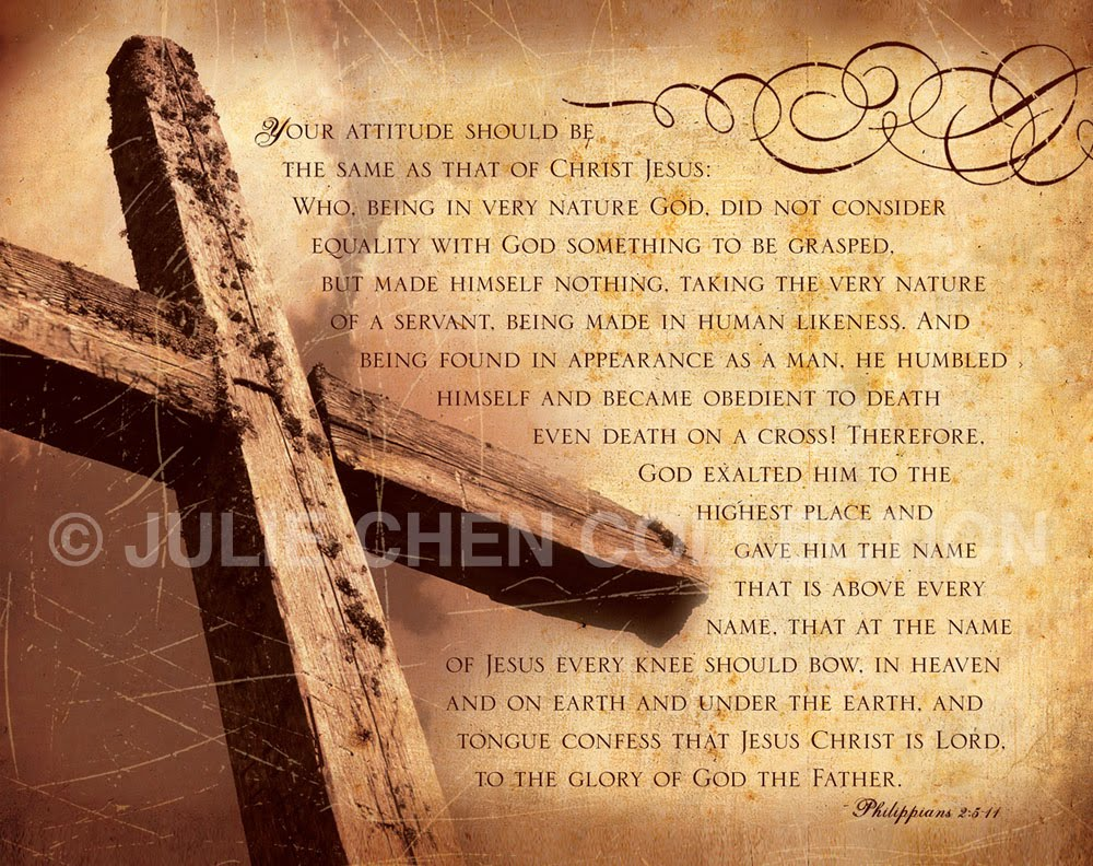 Life Verse Design: the cross