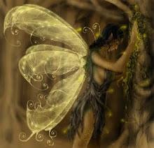 Hadas y angeles sobre mis sueños... magicas alas...